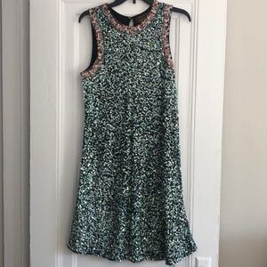 Worn 2x! BEAUTIFUL Anthropologie dress